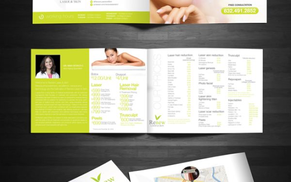 Renew Laser and Skin Brochure