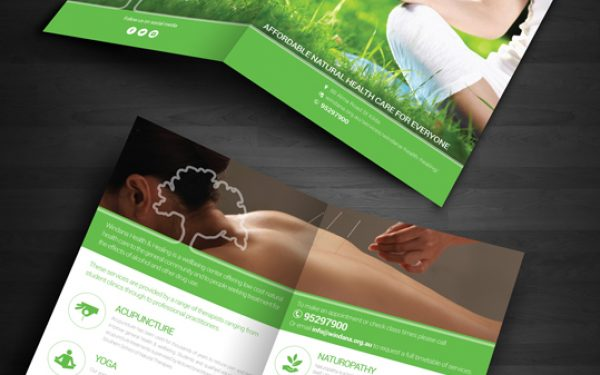 Windana Health and Beauty Brochure